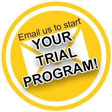 Email us to start your trial program today!